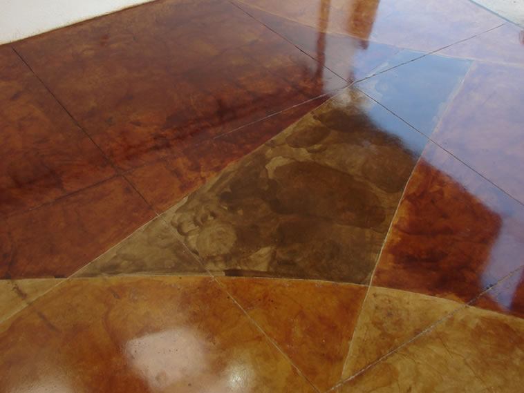 Oxidante Para Concreto Shaft Hagalo Usted Mismo Desde